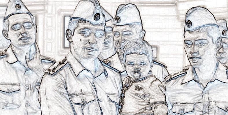 Увольнение военнослужащего по семейным обстоятельствам