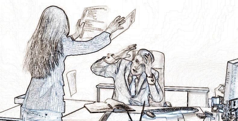 Что делать если начальник заставляет уволиться по собственному желанию