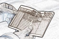 Образец записи в трудовой книжке об увольнении в связи с выходом на пенсию