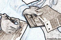 Образец заполнения и пошаговая инструкция