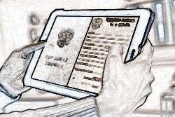 Прием сотрудника с электронной трудовой книжкой