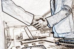 Структура типовой формы трудового договора для микропредприятий