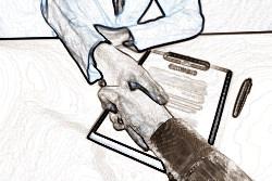 Договор поручения между физическими лицами
