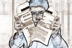 Что написать в разделе «Прекращение договора» в агентском договоре на оказание услуг
