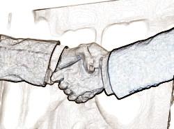 Стороны сделки агентского договора на реализацию товара