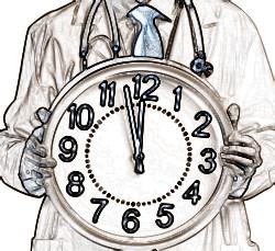 Сокращенная продолжительность рабочего времени для медицинских работников