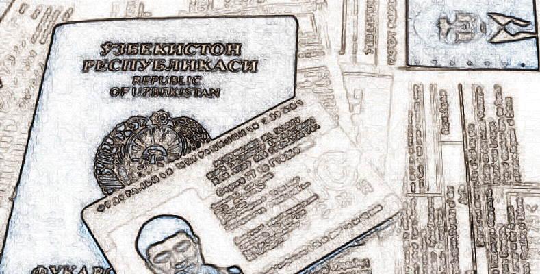 Как принять на работу гражданина Узбекистана