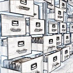 Регистрация, срок и условия хранения документа