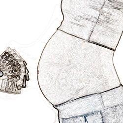 Вопросы относительно большого оклада для беременной женщине перед декретным отпуском