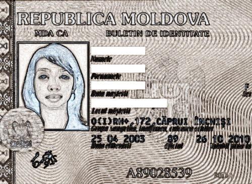 Прием на работу гражданина Молдовы