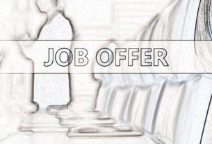 Оффер о приеме на работу