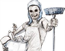 Ответственность работника - уборщика производственных и служебных помещений