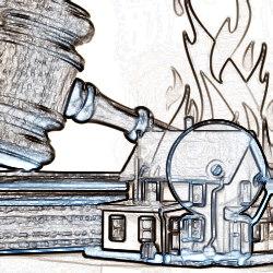 Как наказывают за нарушение правил пожарной безопасности