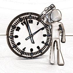 Режим рабочего времени и отдыха
