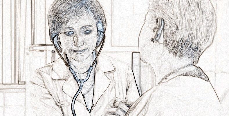 Трудовой договор с врачом терапевтом