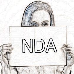 Какую информацию запрещено разглашать в NDA