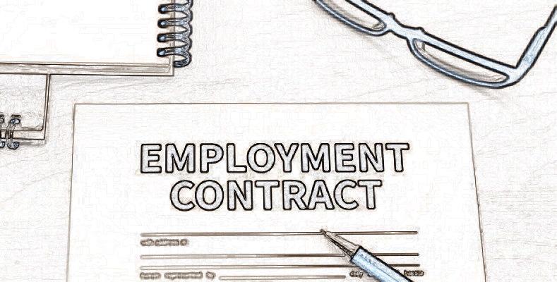 Как проверить наличие трудового договора