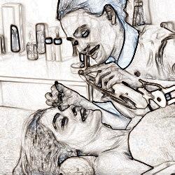 Договор с совместителем врачом-косметологом