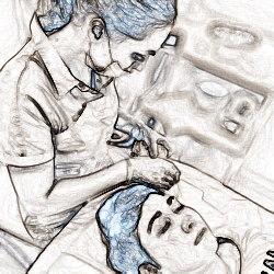 Трудовой договор с врачом-косметологом